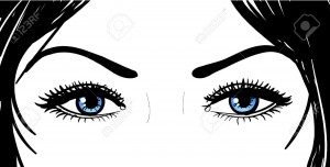 8330455-beautiful-girl-blue-eyes--Stock-Vector-eyes-drawing-eye